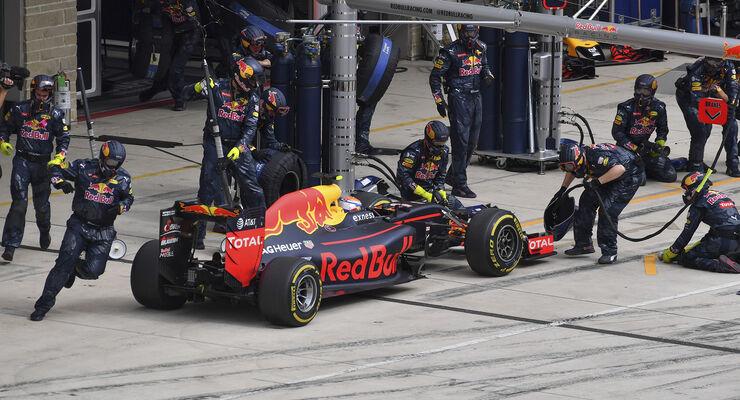 Impressionen - F1 Tagebuch - GP USA 2016