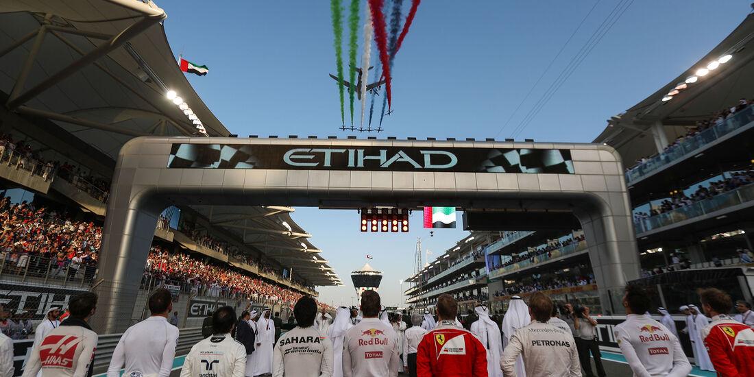 Impressionen - Formel 1 - GP Abu Dhabi 2016