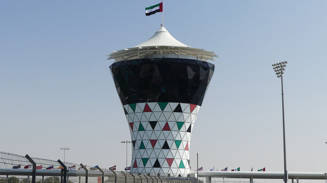 Impressionen - Formel 1 - GP Abu Dhabi - 24. November 2016