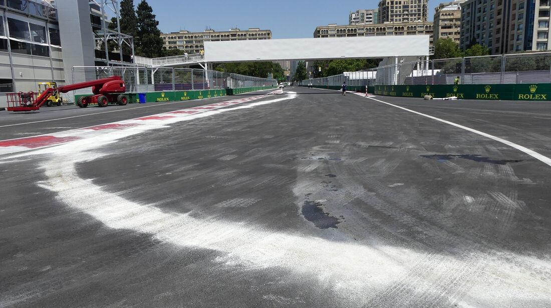 Impressionen - Formel 1 - GP Aserbaidschan - Baku - 16. Juni 2016