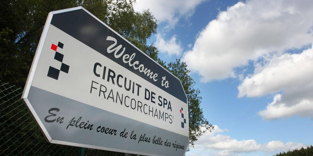 Impressionen - Formel 1 - GP Belgien - Spa - 30.8.2012