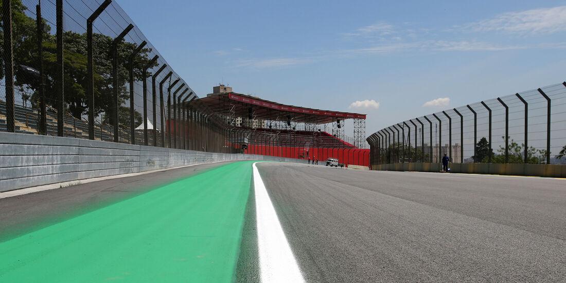 Impressionen - Formel 1 - GP Brasilien - 21. November 2013