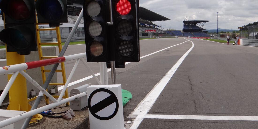 Impressionen - Formel 1 - GP Deutschland - 4. Juli 2013