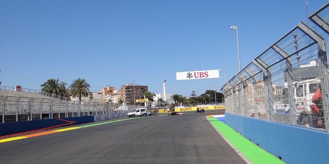 Impressionen - Formel 1 - GP Europa - 20. Juni 2012