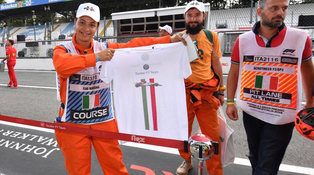 Impressionen - Formel 1 - GP Italien - 01. September 2018