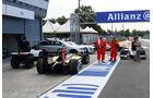Impressionen - Formel 1 - GP Italien - 4. September 2014