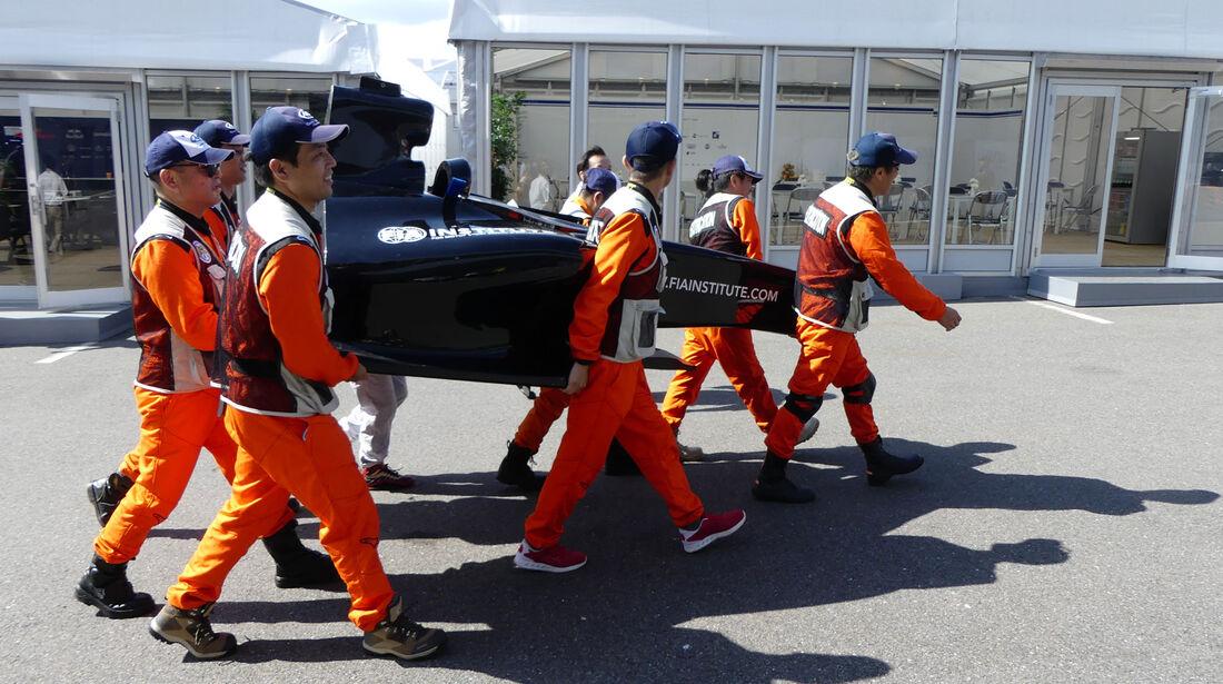 Impressionen - Formel 1 - GP Japan - Suzuka - Donnerstag - 6.10.2016