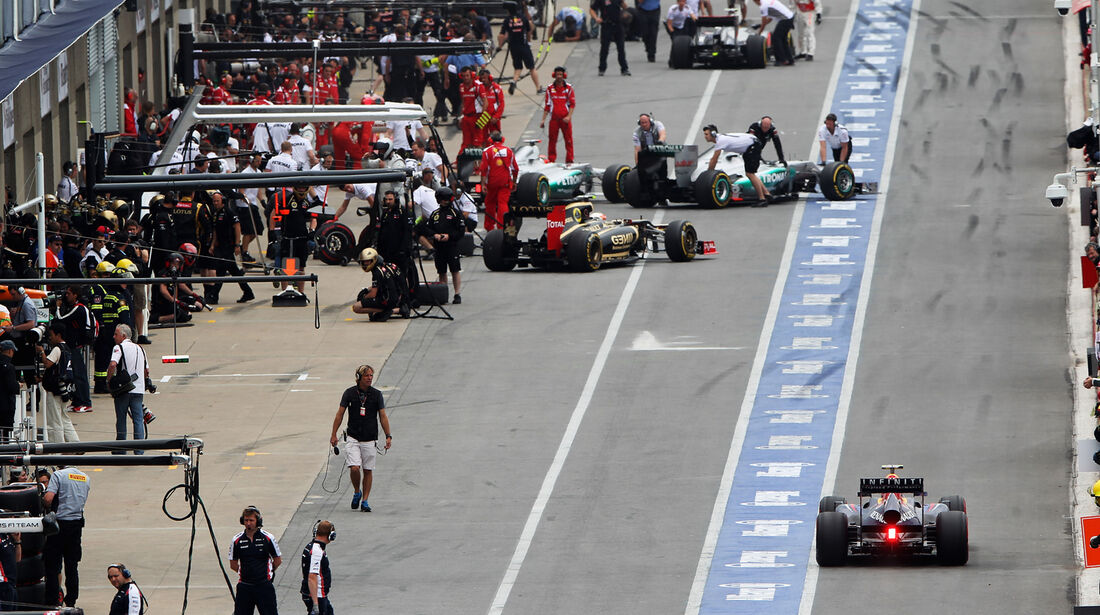 Impressionen - Formel 1 - GP Kanada - 8. Juni 2012