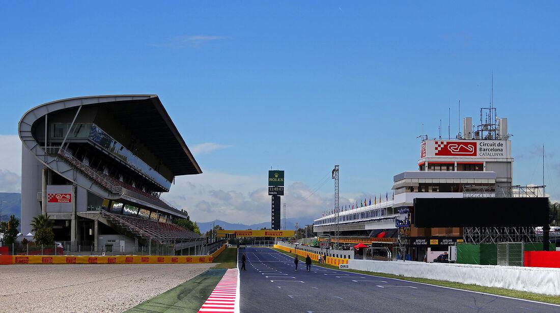 Impressionen - Formel 1 - GP Spanien - Barcelona - 11. Mai 2017