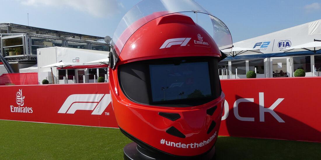 Impressionen - Formel 1 - GP Spanien - Barcelona - 11. Mai 2018