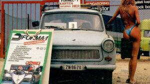 Impressionen - Formel 1 - GP Ungarn 1986