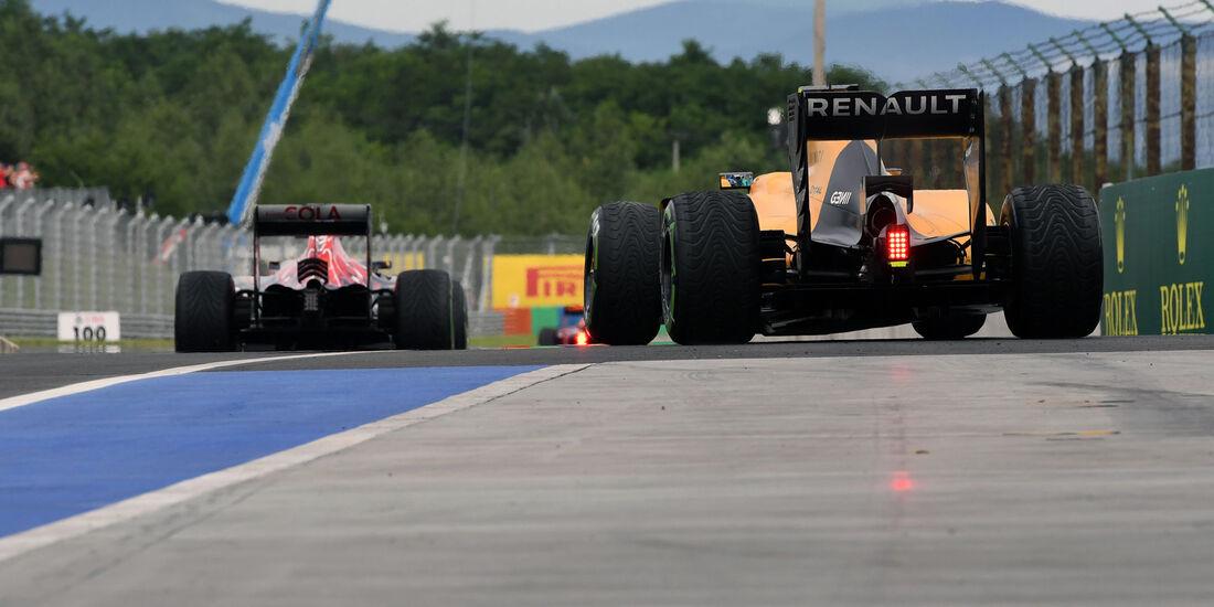 Impressionen - Formel 1 - GP Ungarn - 22. Juli 2016