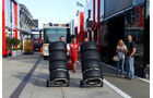 Impressionen - Formel 1 - GP Ungarn - 23. Juli 2014