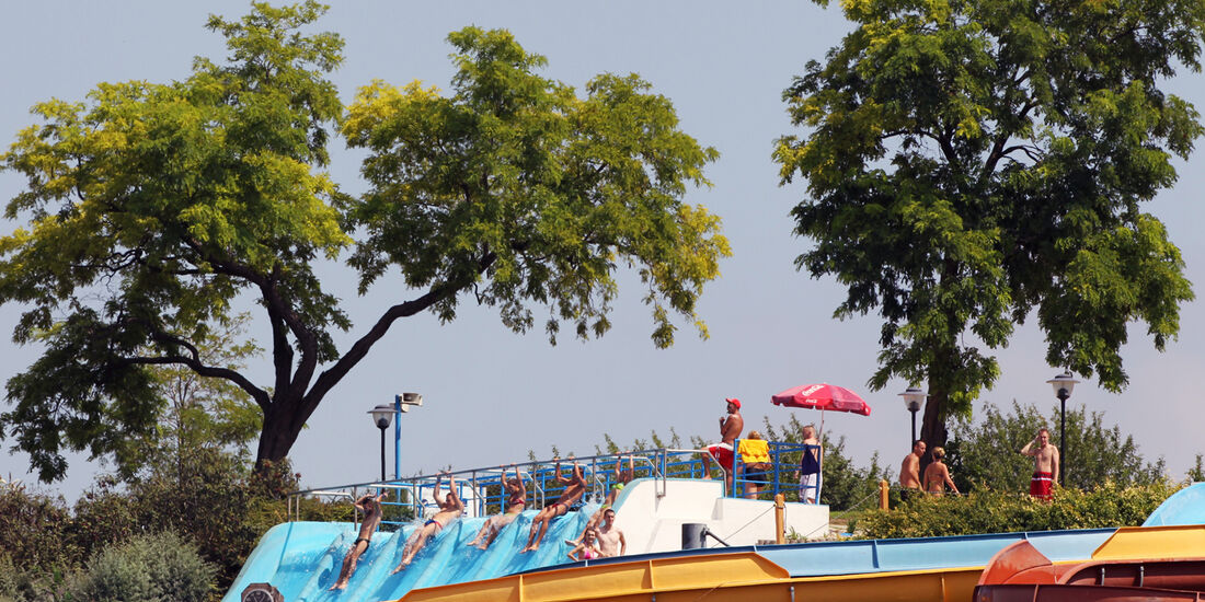 Impressionen - Formel 1 - GP Ungarn - Budapest - 27. Juli 2012