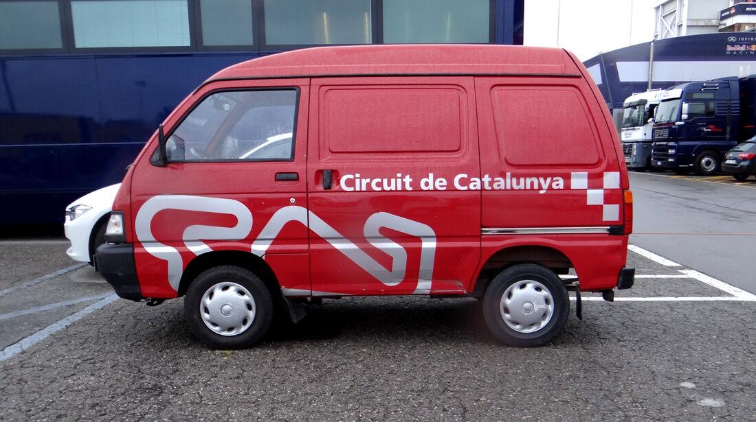 Impressionen - Formel 1 - Test - Barcelona - 22.Februar 2013