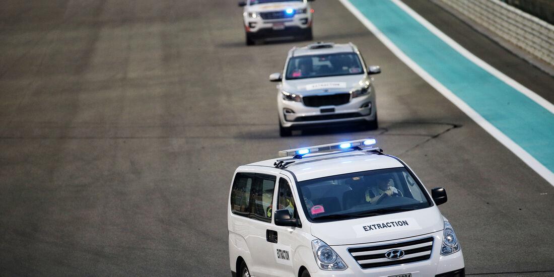 Impressionen - GP Abu Dhabi 2018