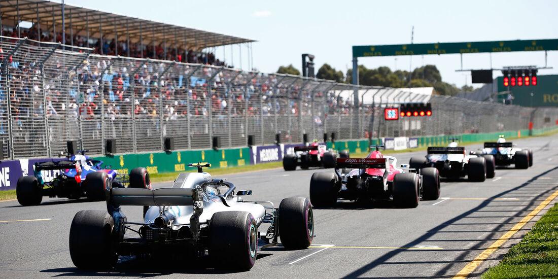 Impressionen - GP Australien 2018 - Melbourne - Albert Park - Freitag - 23.3.2018