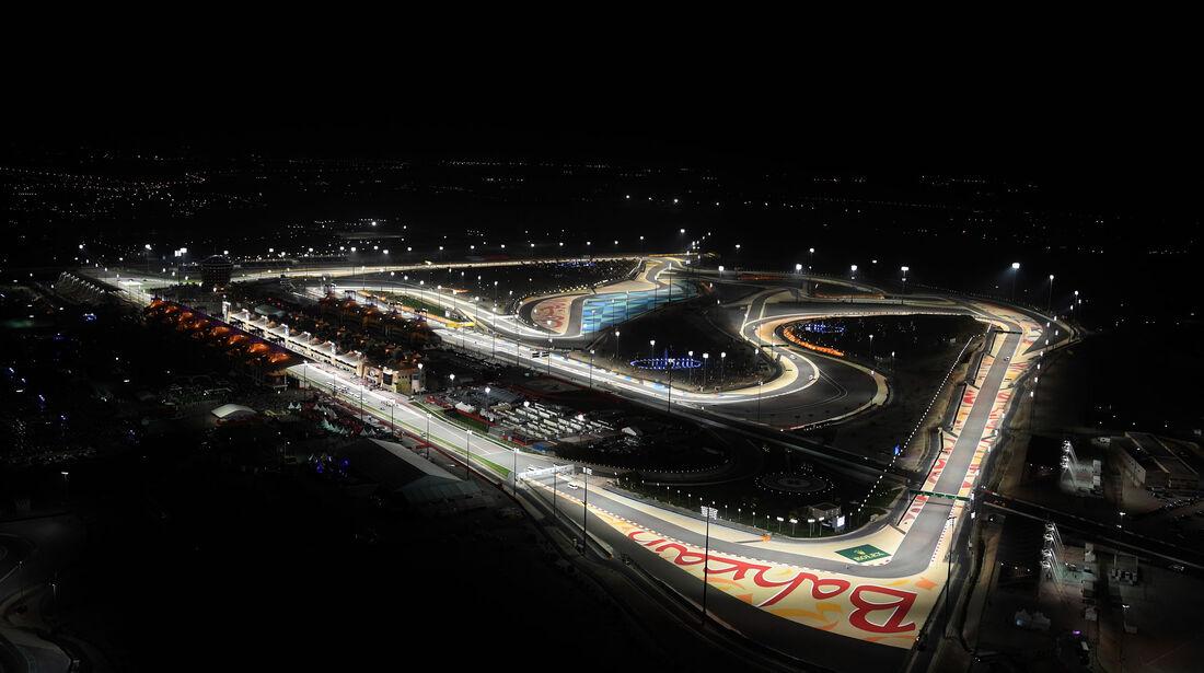 Impressionen - GP Bahrain 2017 - Qualifying