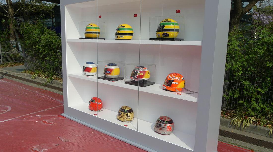 Impressionen - GP China - Shanghai - Formel 1 - Freitag - 12.4.2019