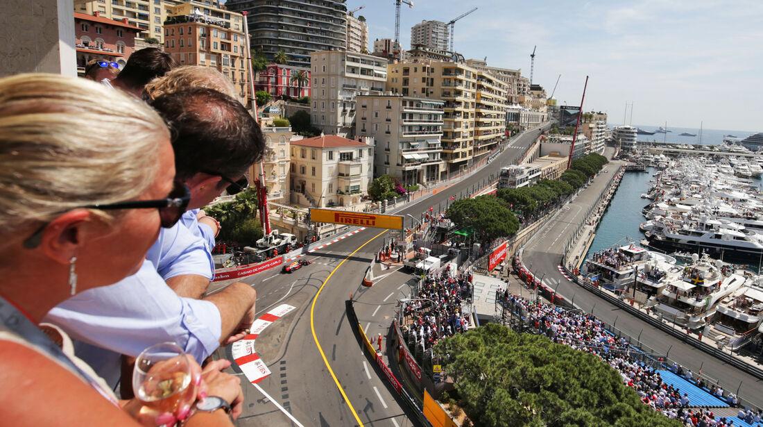 Impressionen - GP Monaco - Formel 1 - 28. Mai 2016