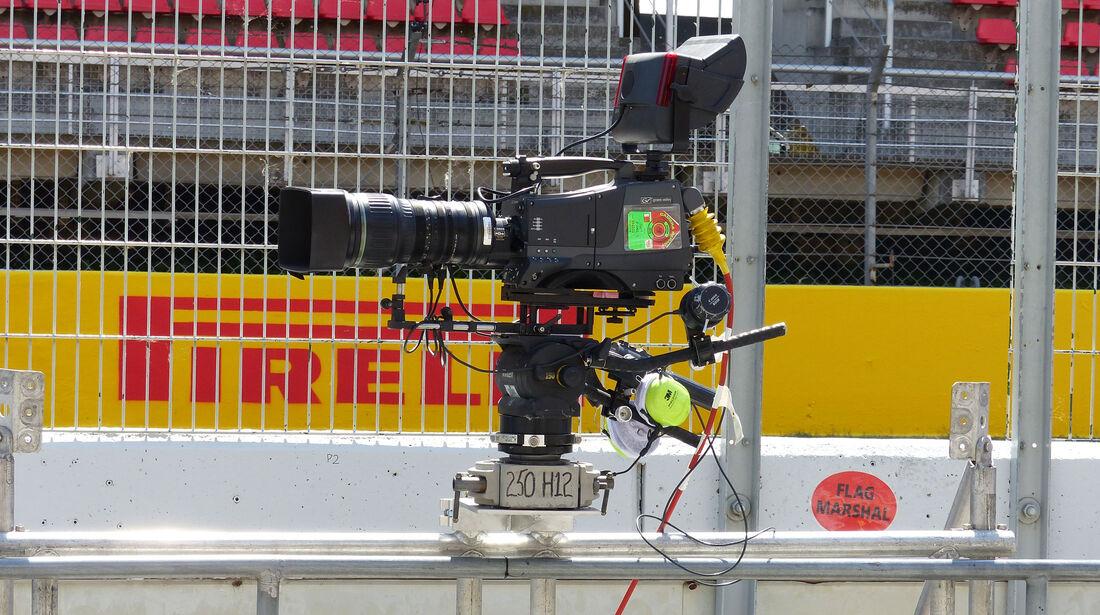 Impressionen - GP Spanien - Barcelona - Donnerstag - 7.5.2015