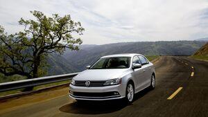 In den USA erfreut sich der VW Jetta größerer Beliebtheit als hierzulande.