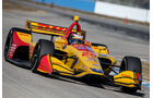 IndyCar-Test - Ryan Hunter-Rea - 2018
