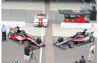 Indycar 2012 Vorstellung Indianapolis