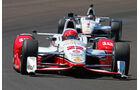 Indycar - Heckflügel