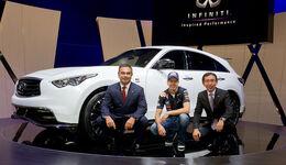 Infiniti FX50 Sebastian Vettel Edition