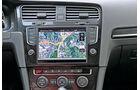 Infotainment, VW Golf, Google, Earth