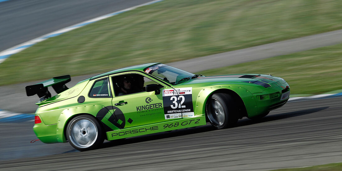 Ingo Hospach, Drifter32DriftChallenge, High Performance Days 2012, Hockenheimring