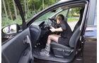Innenraum-Check Nissan Qashqai, Sitzposition