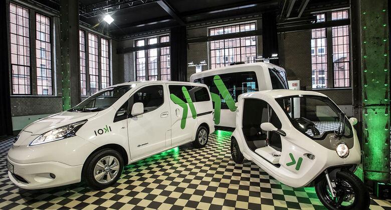 Ioki Bahn autonome Verkehrsmittel