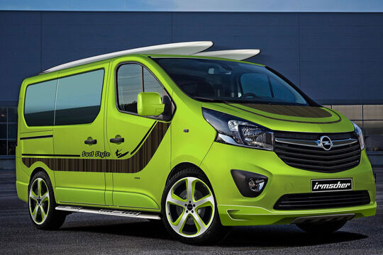 opel vivaro auto motor und sport. Black Bedroom Furniture Sets. Home Design Ideas