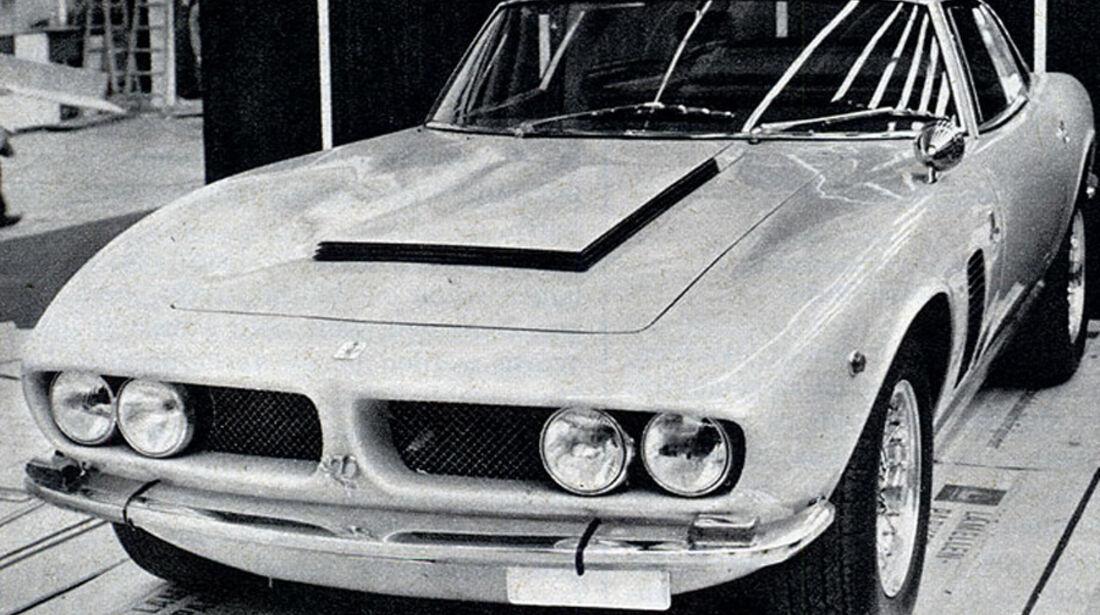 Iso, Grifo, IAA 1967