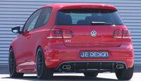 JE Design VW Golf GTI Heck