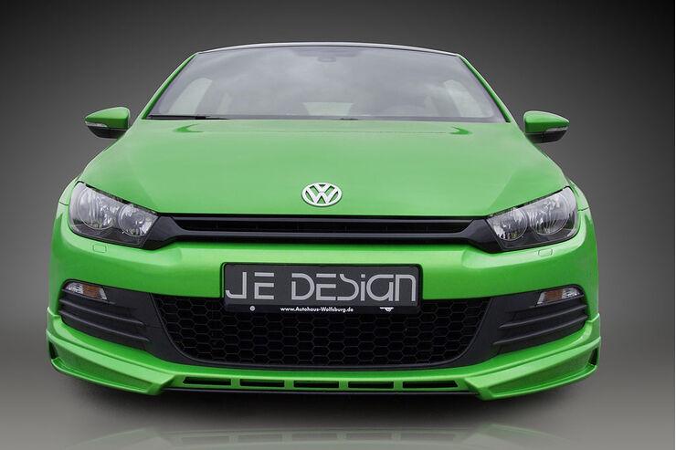 JE Design VW Scirocco