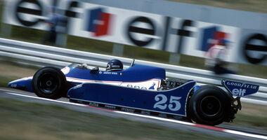 Jacky Ickx 1979 Ligier Ford