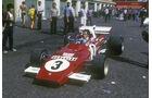 Jacky Ickx Ferrari Monza 1971