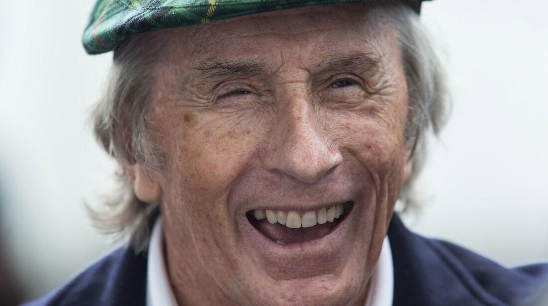 Jacky Stewart - Formel 1 - GP Australien 2014 - Danis Bilderkiste