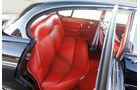 Jaguar  420 G, Fondsitz