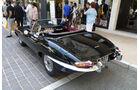 Jaguar E-Type Cabrio - Carspotting - GP Monaco 2018