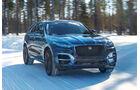 Jaguar F-Pace Erlkönig