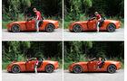 Jaguar F-Type, Einstieg