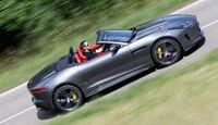 Jaguar F-Type R AWD Cabriolet, Seitenansicht