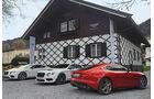 Jaguar F-Type R AWD Coupé, Bentley Lodge