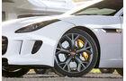 Jaguar F-Type S Coupé, Rad, Felge