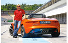 Jaguar F-Type V6 S, Heckansicht, Marcus Peters