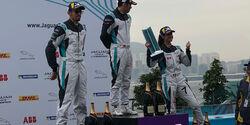 Jaguar I-Pace eTrophy Hong Kong